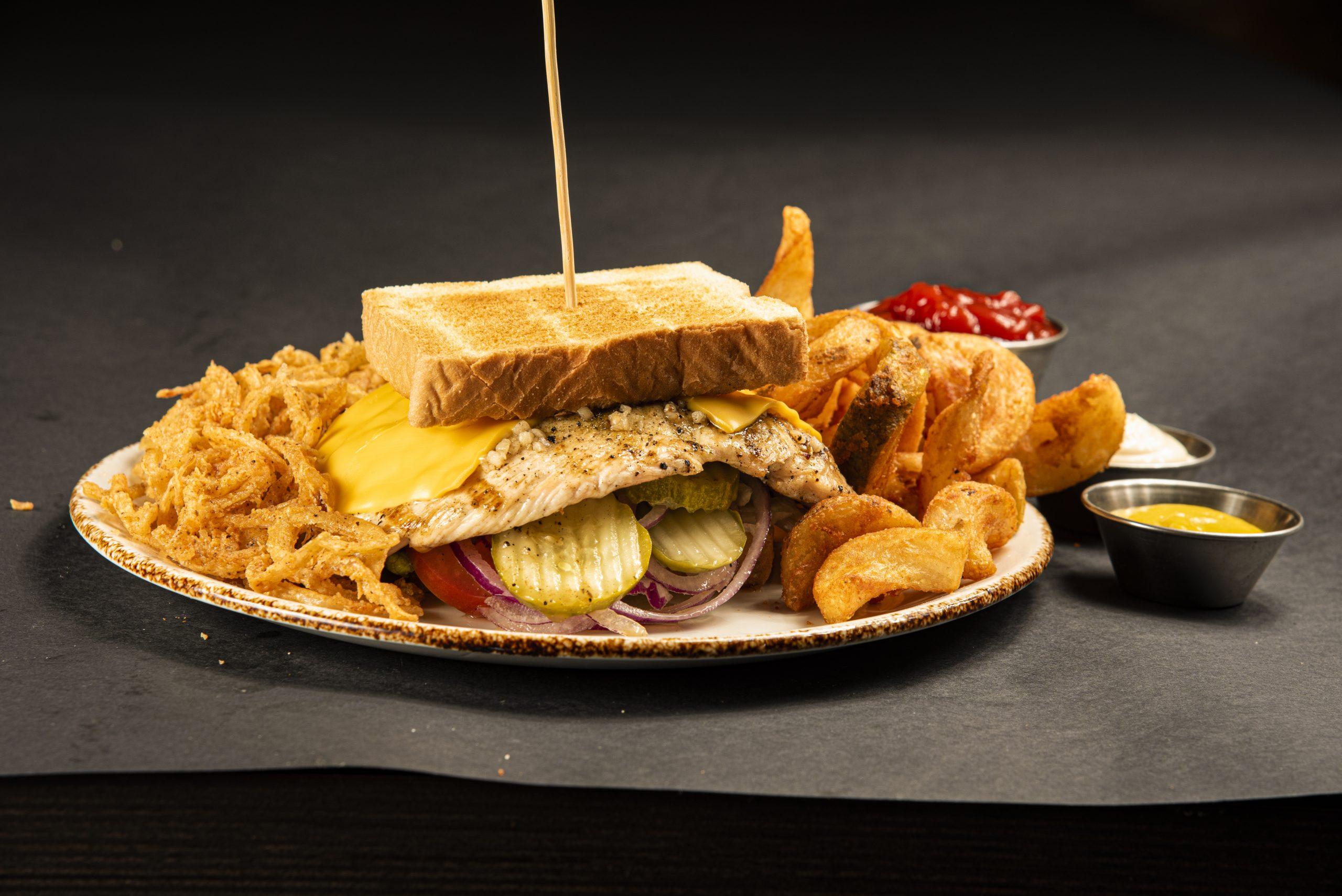 Texas Grilled Chicken Sandwich