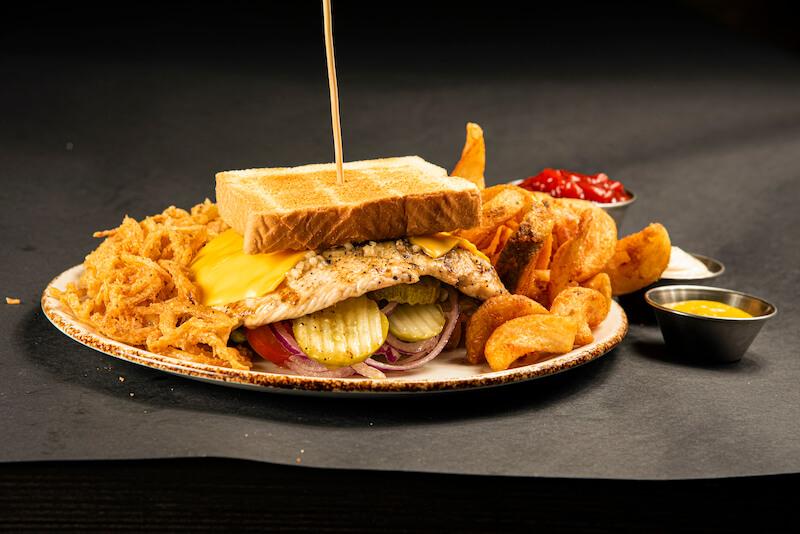 Texas Grilled Chicken Sandwich-2
