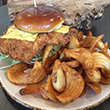 the big fried chicken sandwich