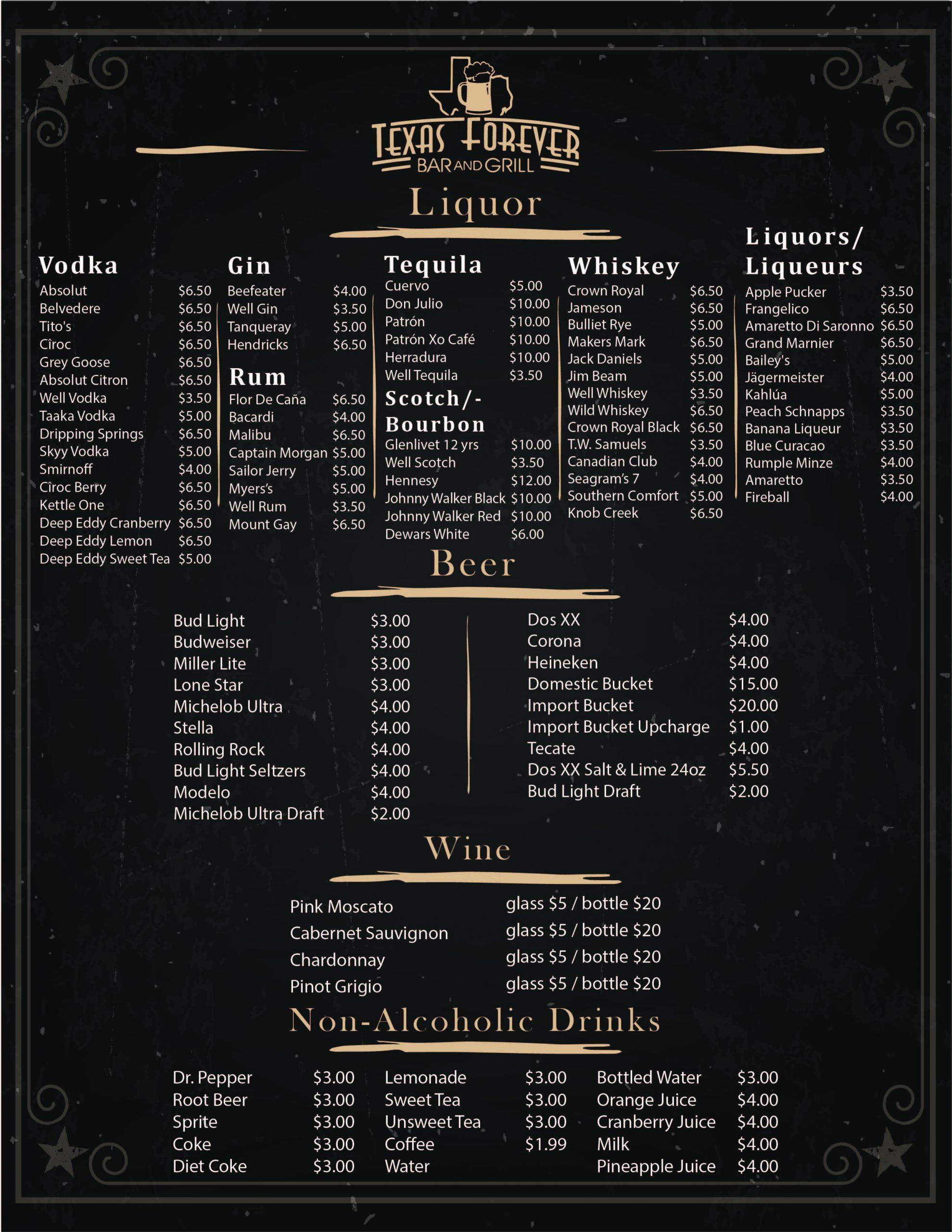 bar menu front 2-26